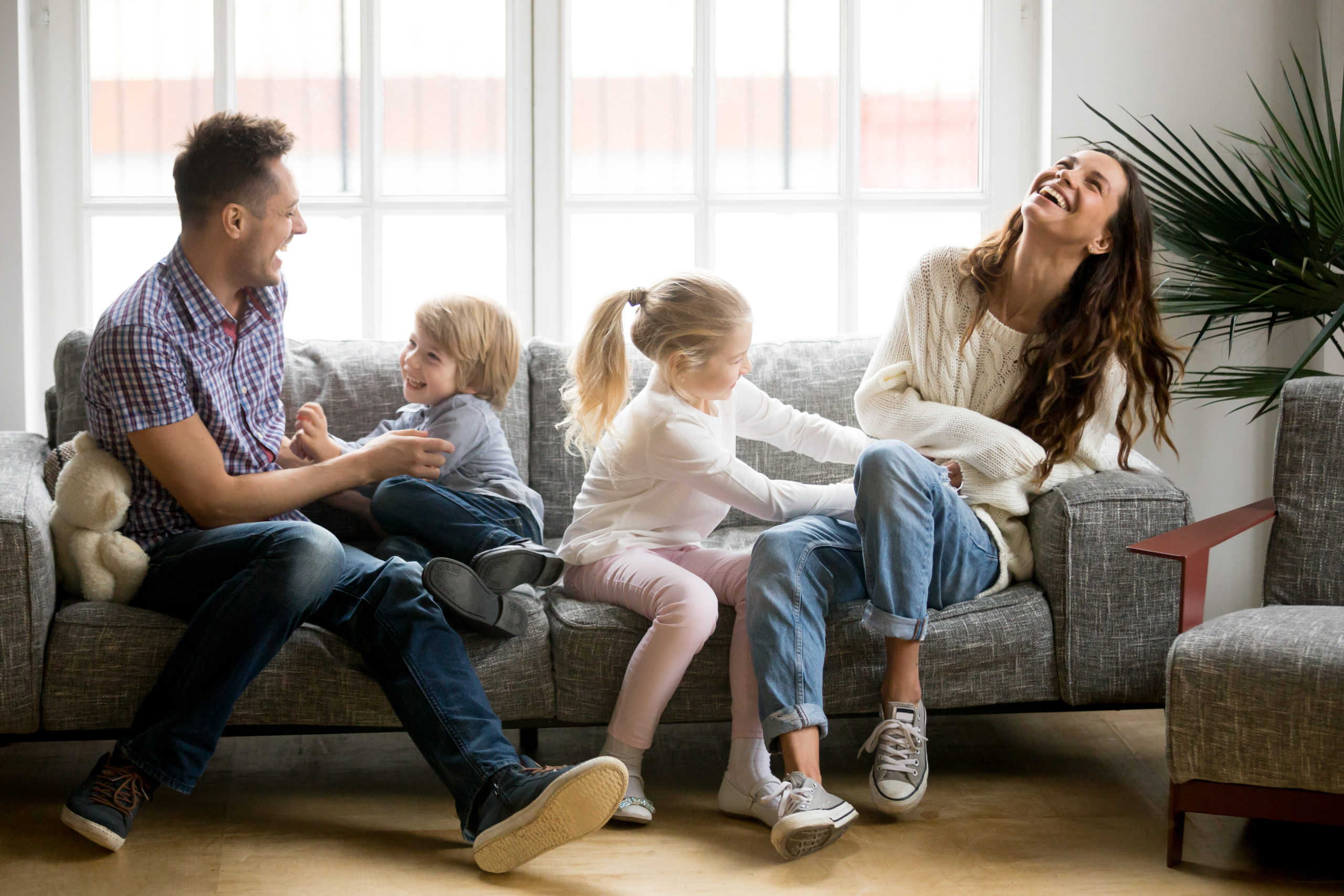 『家族円満』ピリピリ家族からスッキリ笑い合う家族になるための3×2の秘訣