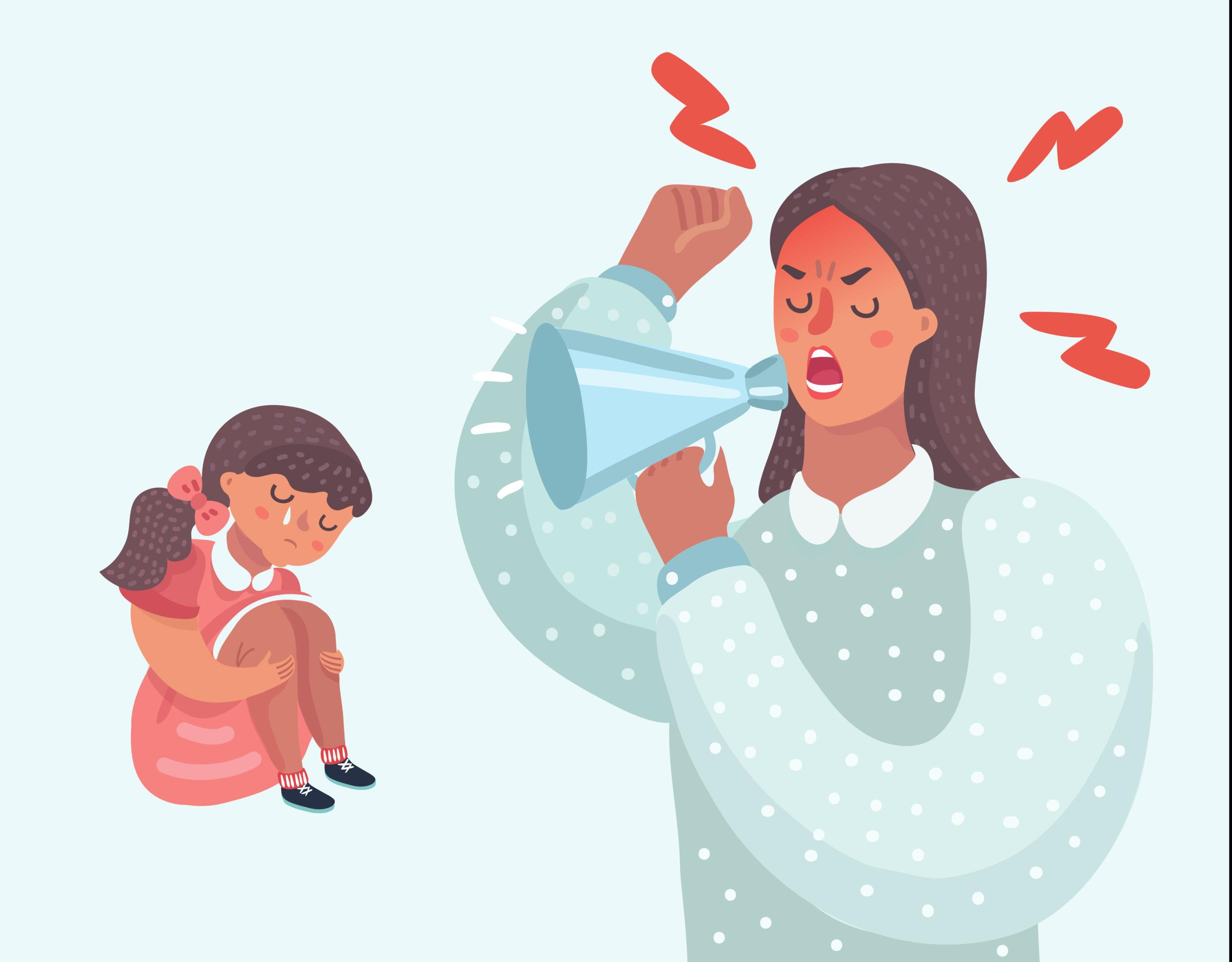 「私ってヒステリック?」ヒステリックなほど感情的な母親 6つの特徴と5つの心理的要因